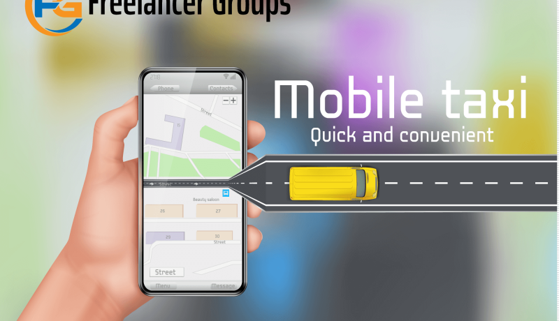 Taxi-app-freelancer-groups