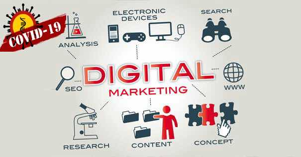 10 Digital Marketing Steps for Your Business During COVID-19